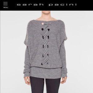 Sarah Pacini sweater, NWOT